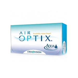 2. Alcon Ciba Vision Air Optix Aqua