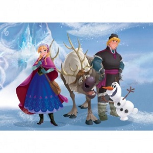 5. Fototapet copii, Disney Frozen