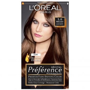 4. L'Oreal Paris Preference(deschis)