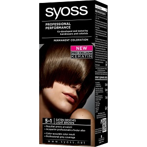 3.Syoss Color Bl