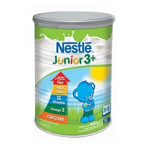 3)Nestle Junior 3+