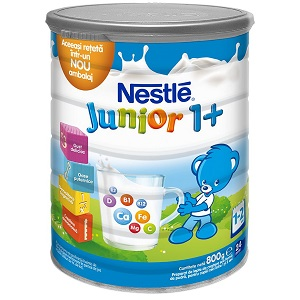 3.Nestle Junior 1+