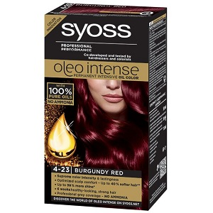 1.Syoss Color Oleo Intense 4-23
