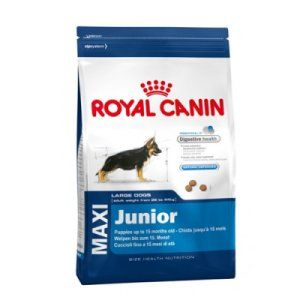 1.Royal Canin Maxi Junior