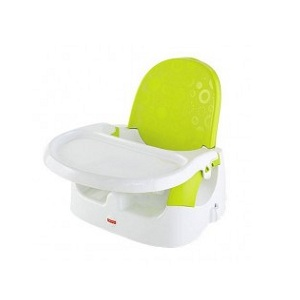 2. Fisher Price Delixe Quick-Clean Booster